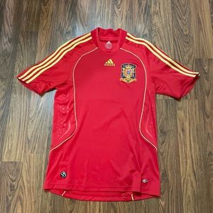 🇪🇸 Spain Soccer Jersey by Adidas 🇪🇸
